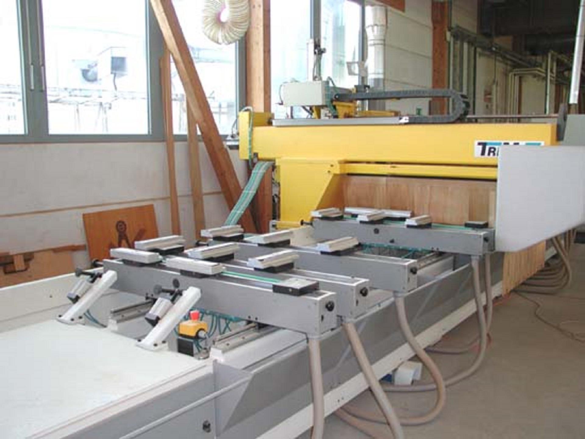 TRIMA CNC Bearbeitungszentrum-BFM 630-140 DOOR_4