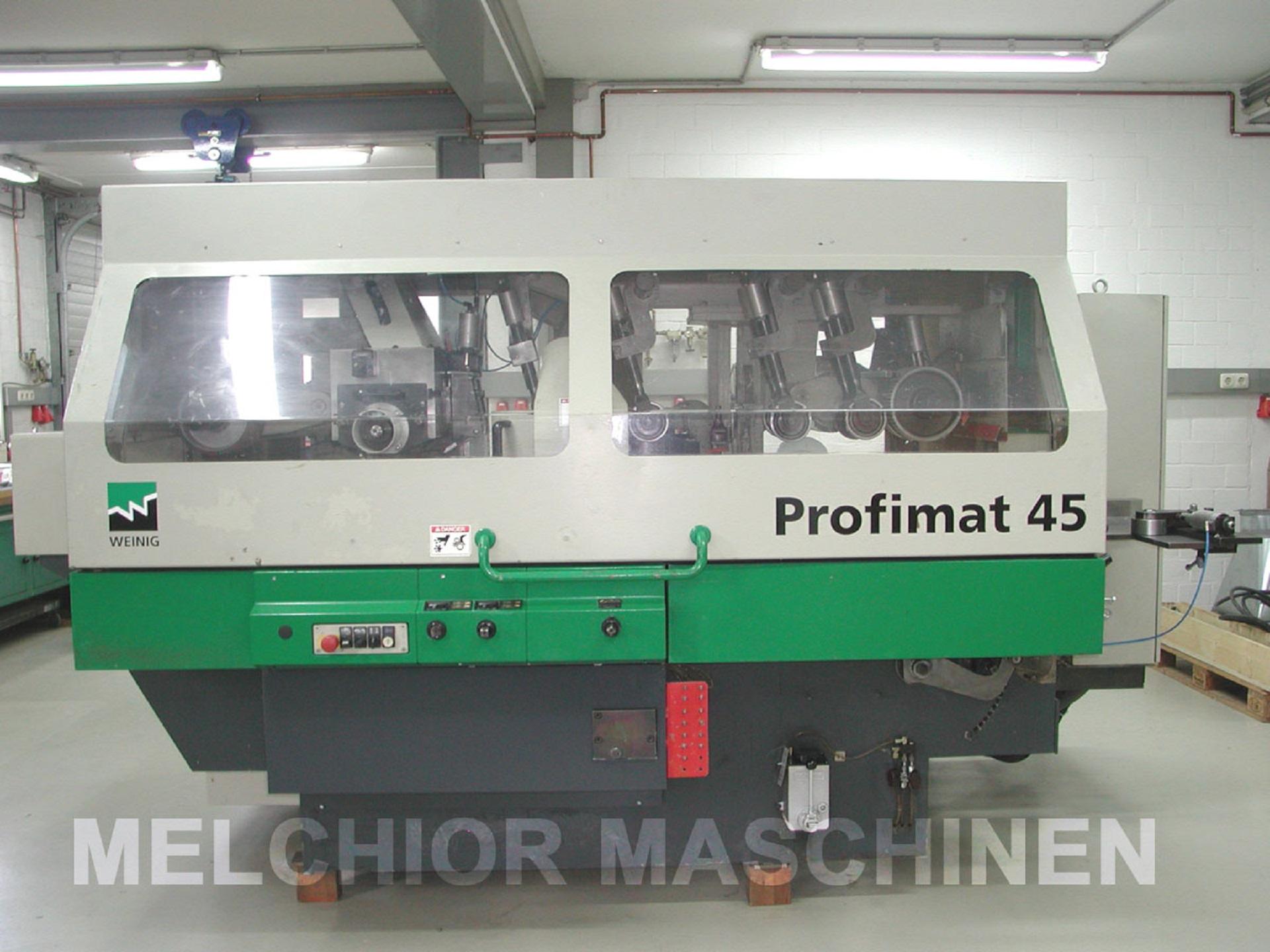WEINIG Profimat P45_145-5024_1