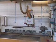 KOCH CNC Dübel- und Fräsbearbeitungszentrum WINDOOR-510