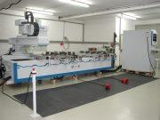 WEEKE, Venture 3 - CNC Bearbeitungszentrum