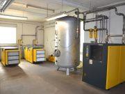 Kaeser Schraubenkompressoren AS 36 - Kaeser Druckluft Kältetrockner-TE 91
