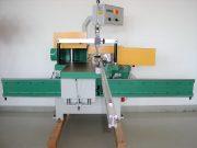 330 PANHANS, Typ 261 Zapfenschneid- und Schlitzmaschine