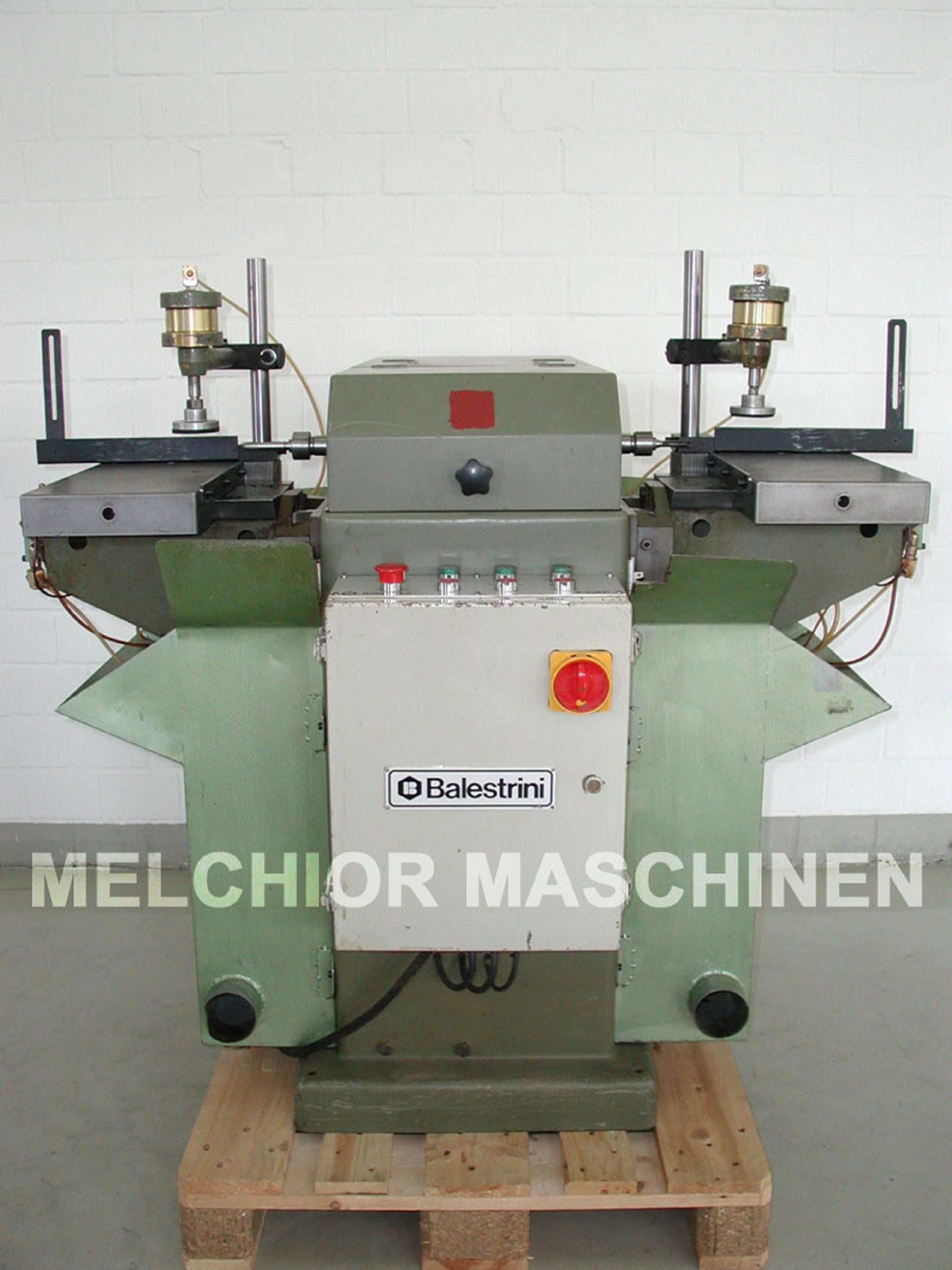 BALESTRINI 2 CAP Langlochbohrmaschine - 1 -