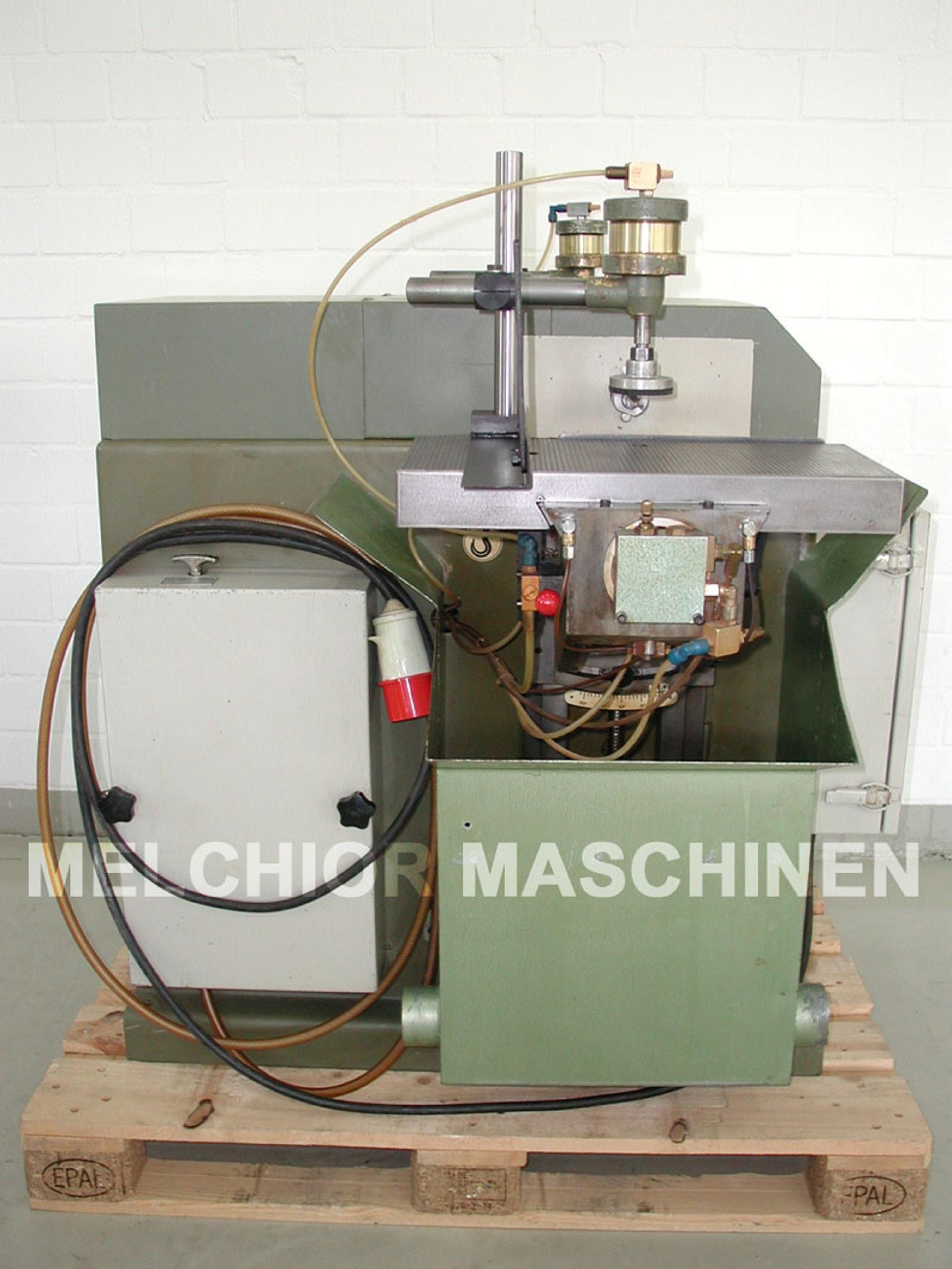 BALESTRINI 2 CAP Langlochbohrmaschine - 2 -