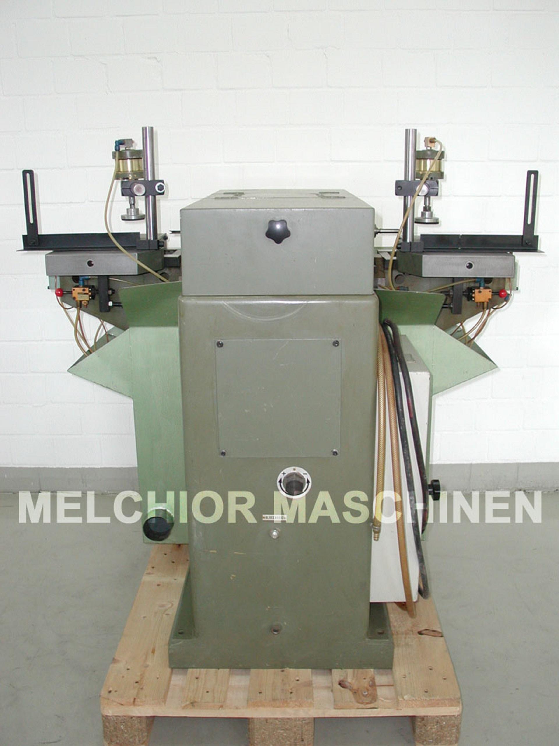 BALESTRINI 2 CAP Langlochbohrmaschine - 3 -