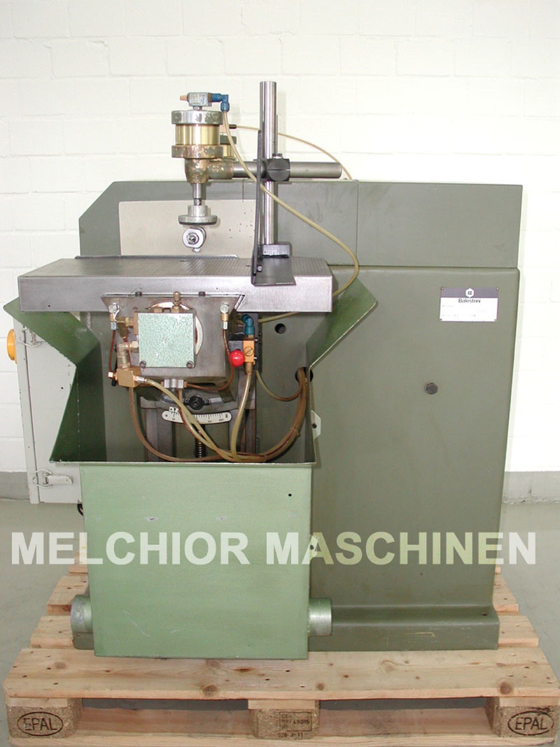 BALESTRINI 2 CAP Langlochbohrmaschine - 4 -