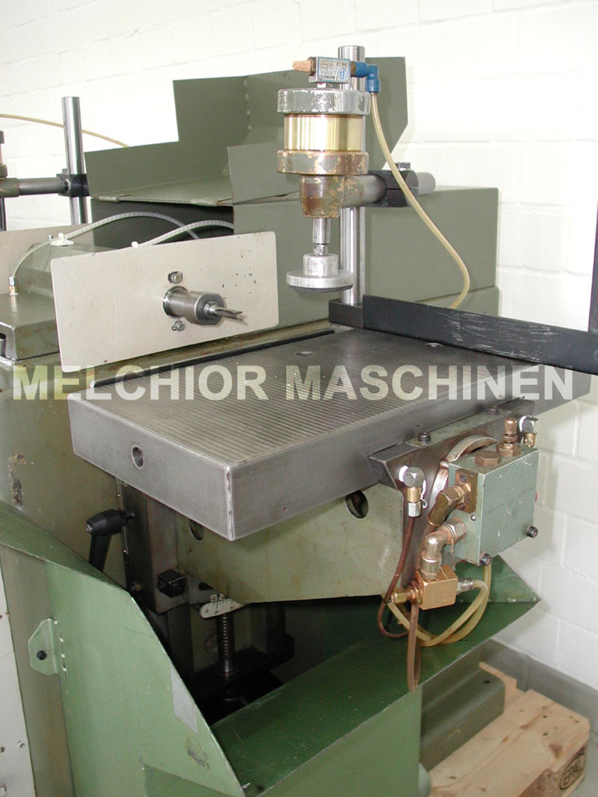 BALESTRINI 2 CAP Langlochbohrmaschine - 5 -