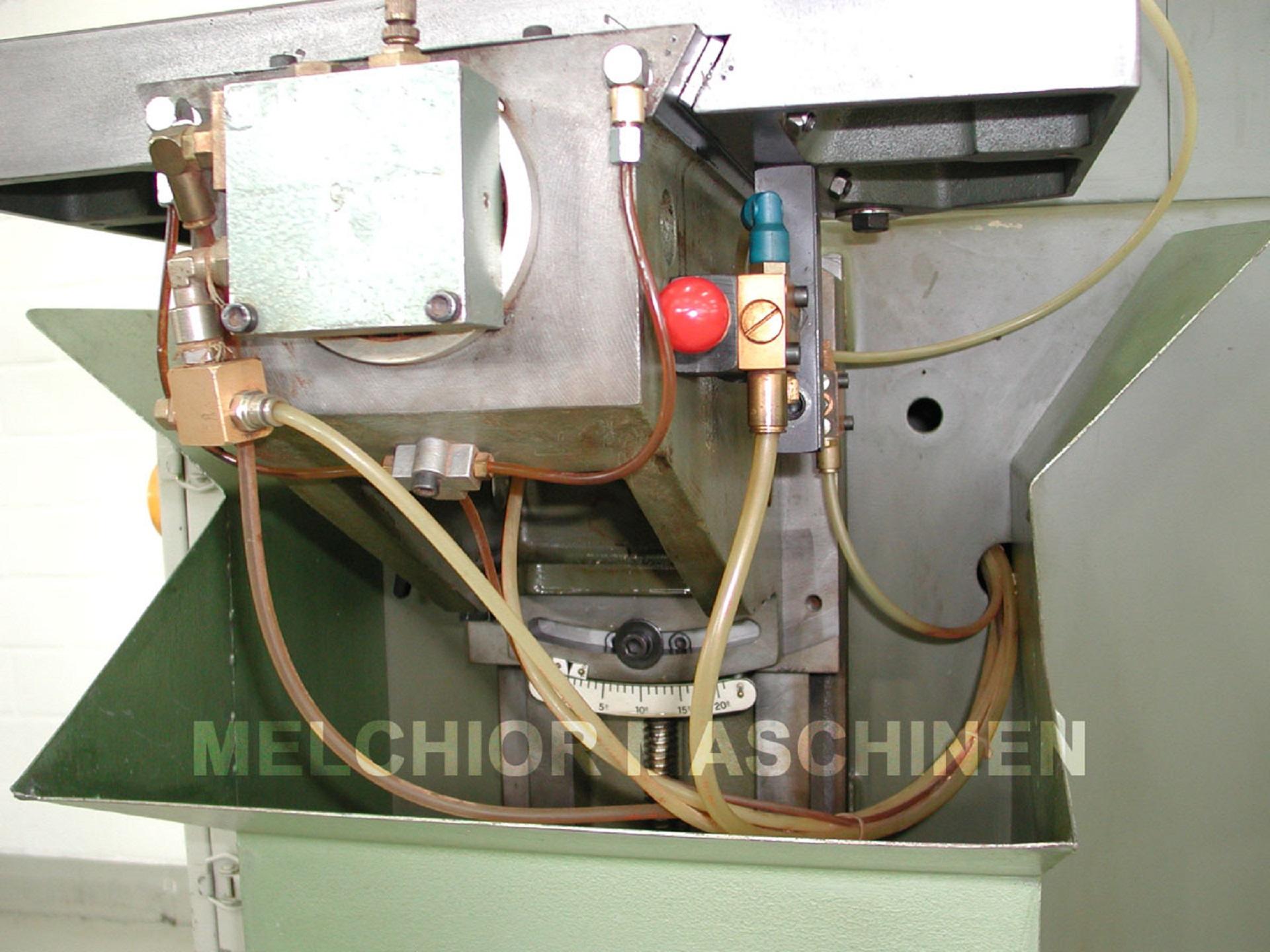 BALESTRINI 2 CAP Langlochbohrmaschine - 8 -