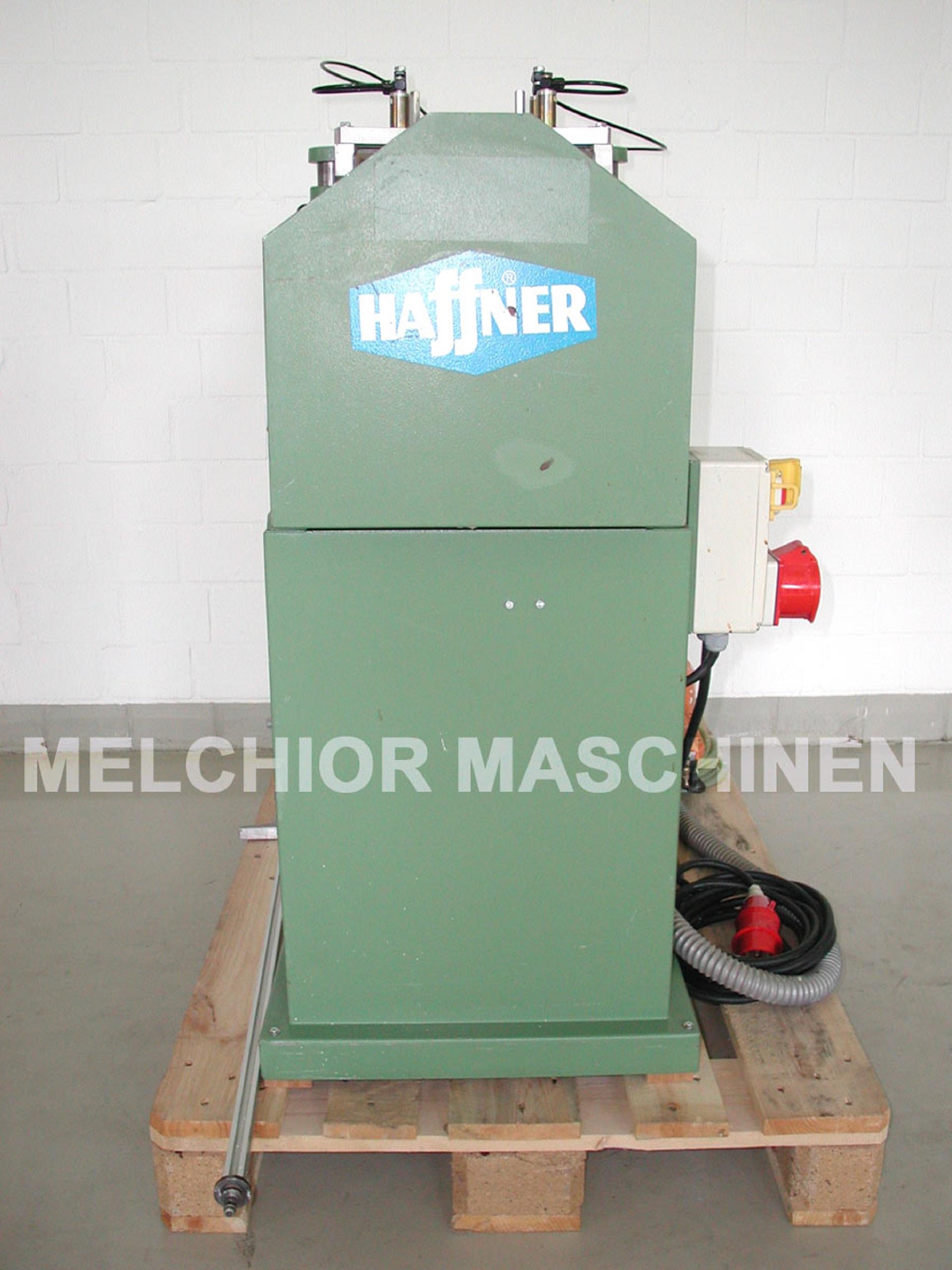 HAFFNER GL 172 Glasleistensäge - 2 -