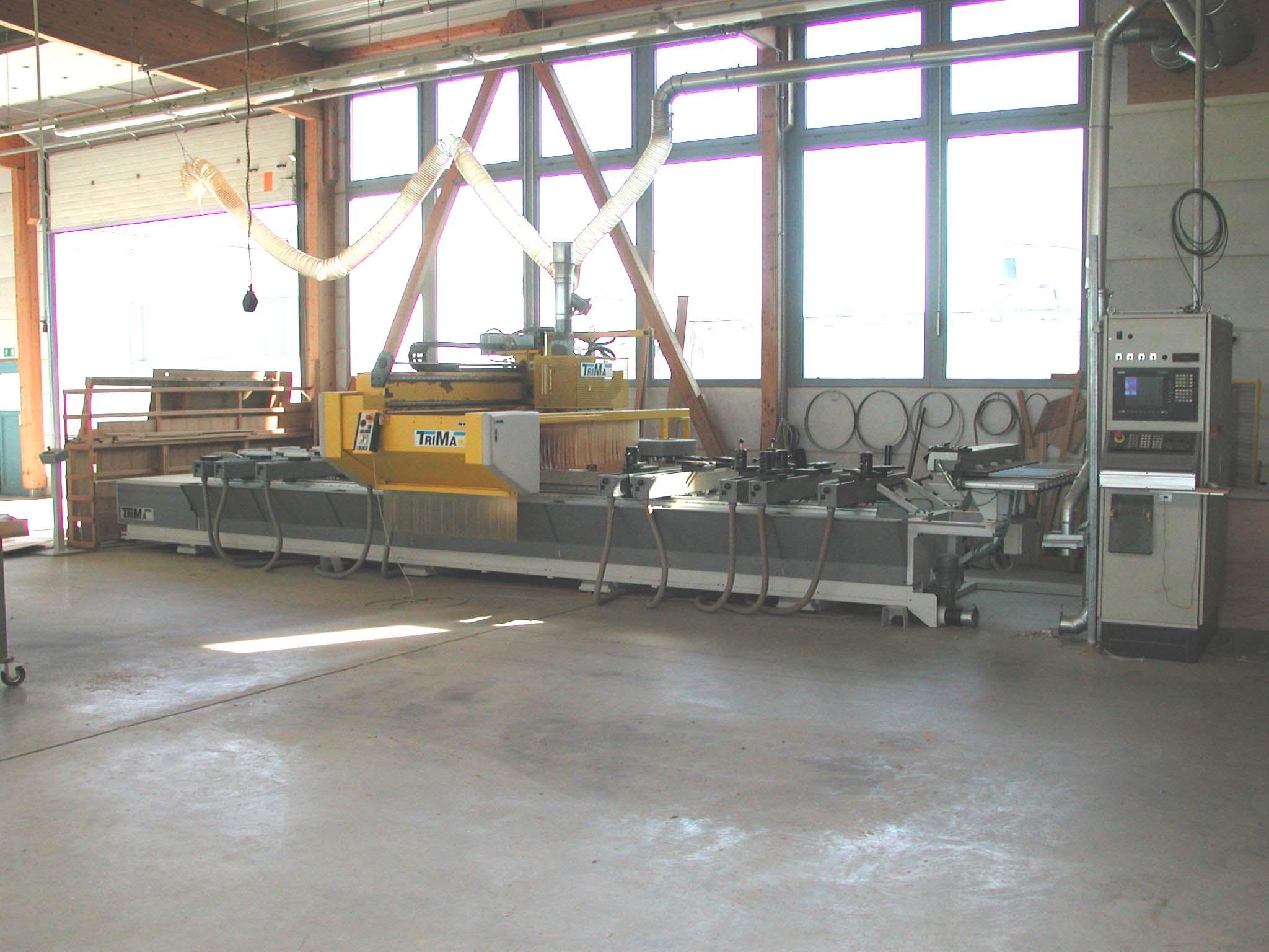 TRIMA BFM 630/140 DOOR – CNC Bearbeitungszentrum - 1
