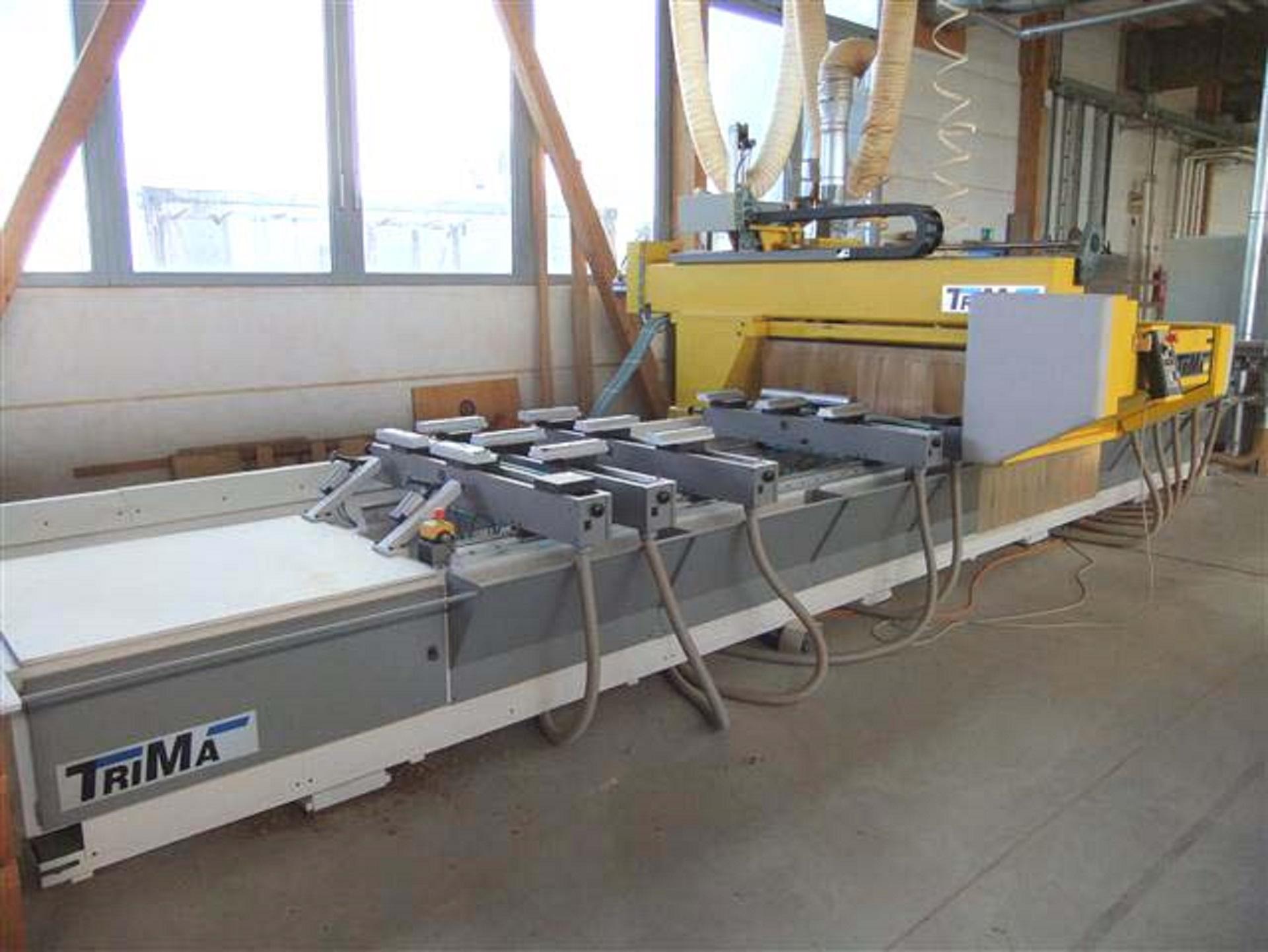 TRIMA BFM 630/140 DOOR – CNC Bearbeitungszentrum - 2