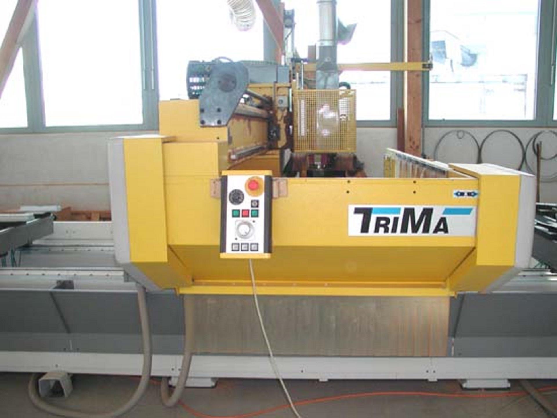TRIMA BFM 630/140 DOOR – CNC Bearbeitungszentrum - 5