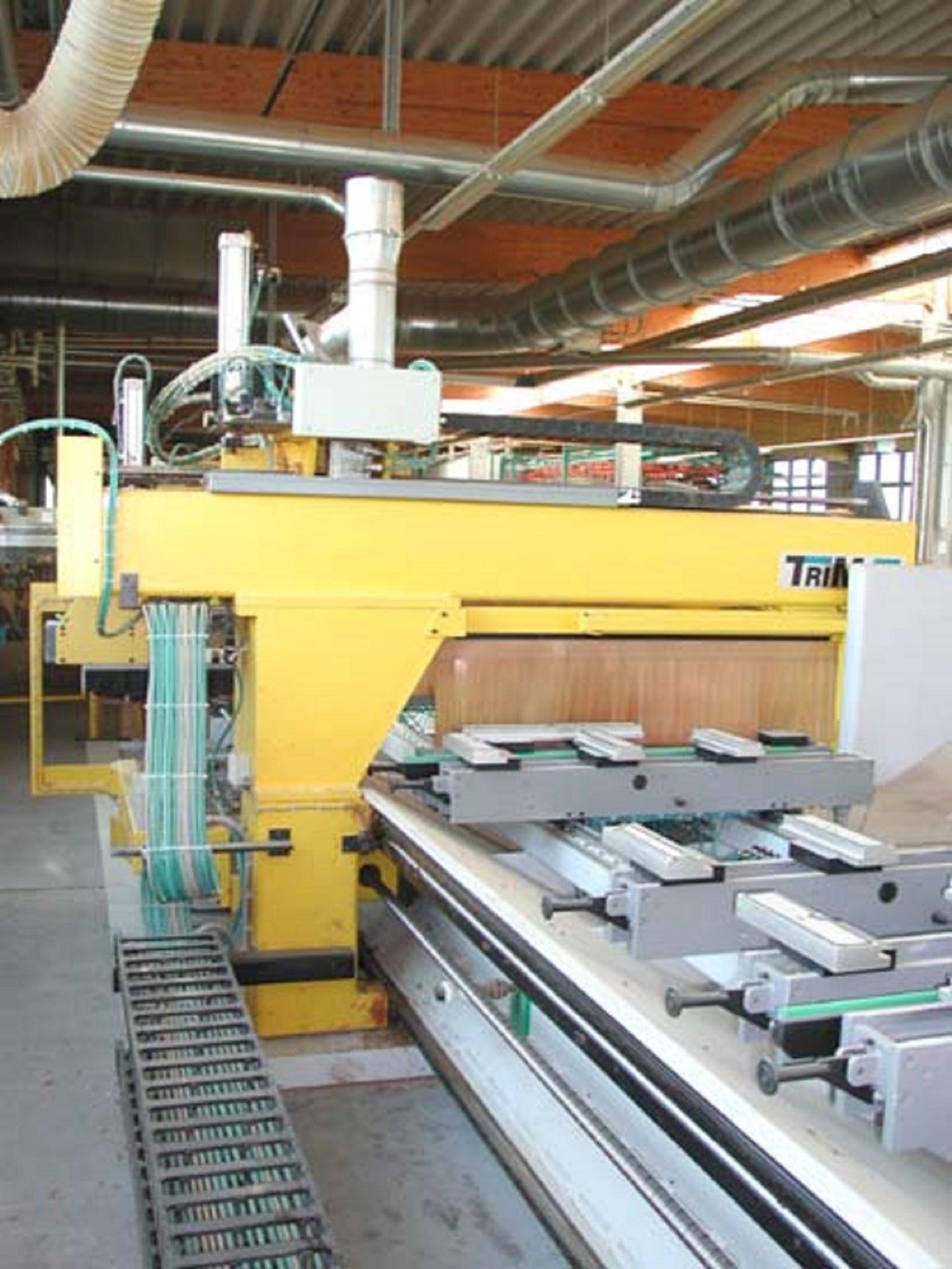 TRIMA BFM 630/140 DOOR – CNC Bearbeitungszentrum - 7
