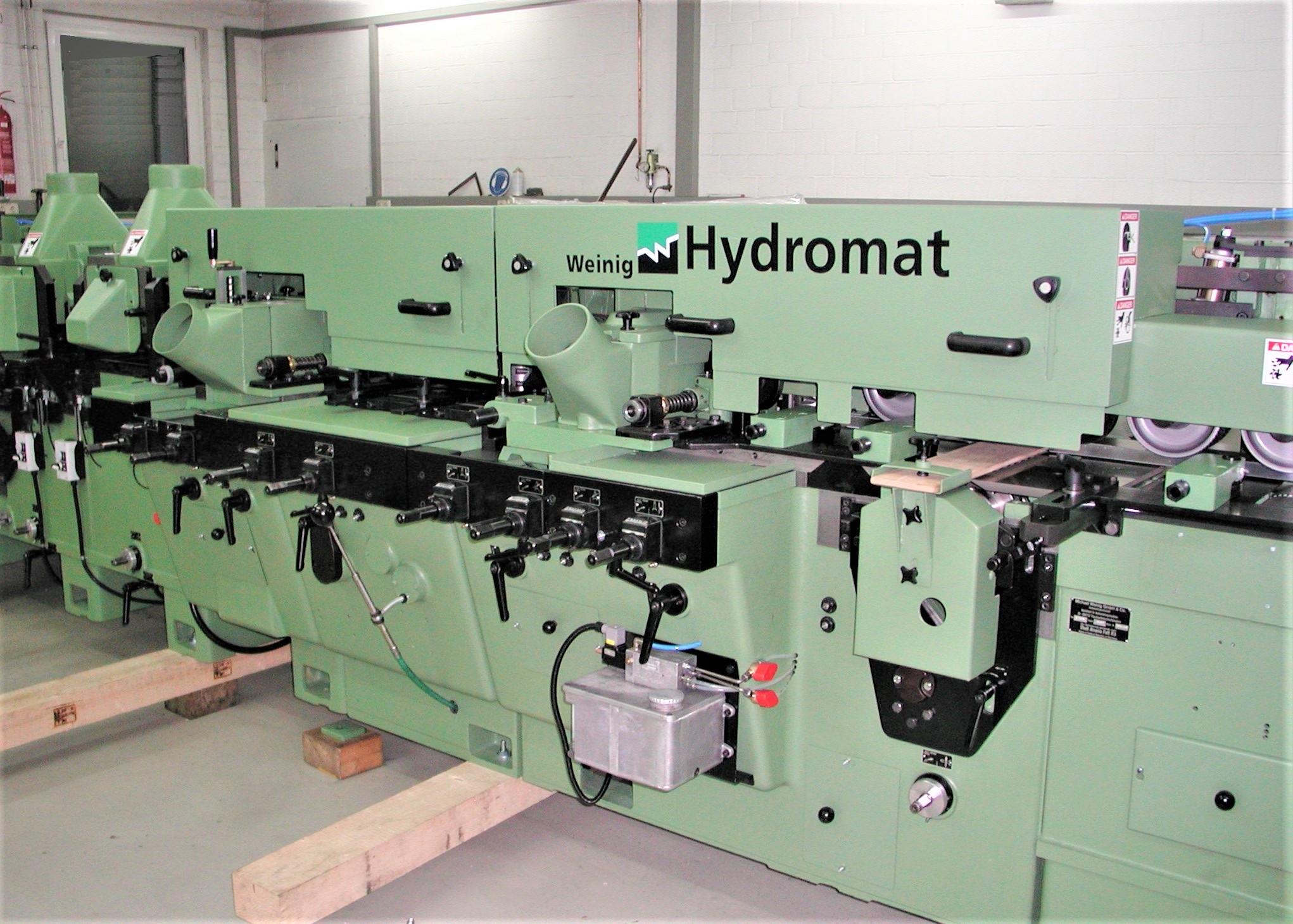 WEINIG Hydromat H25R - 2