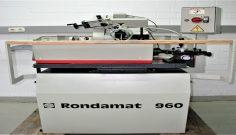 WEINIG Rondamat 960